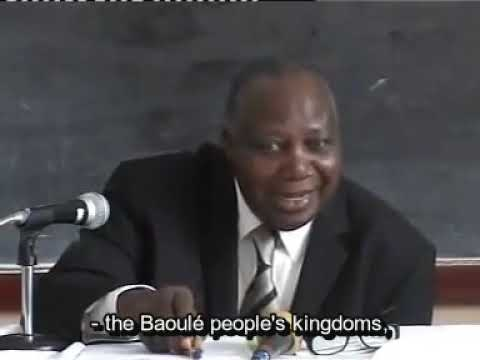 Theophile Obenga on the 1974 Cairo Colloquium (Part 2)