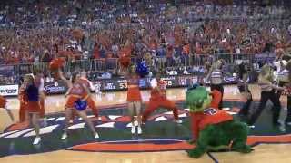 Harlem Shake (Florida Gators Edition) LIVE