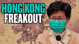 Hong Kong Freaks Out Over Coronavirus Death