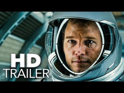 PASSENGERS | Trailer Deutsch German | HD 2016 | Chris Pratt & Jennifer Lawrence