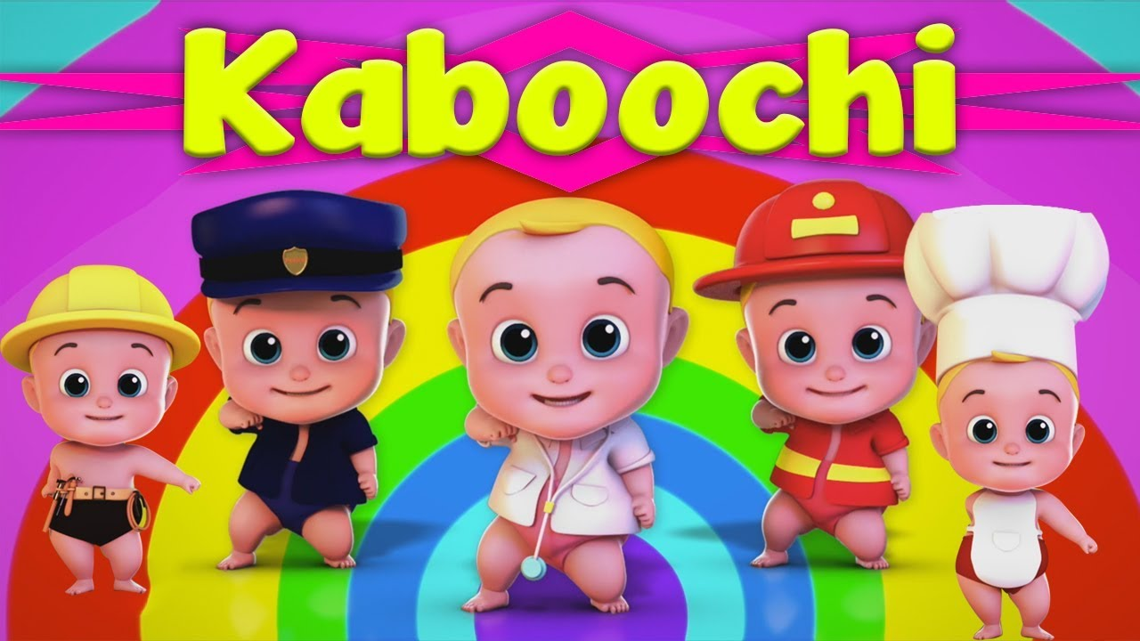 Kaboochi Dance Song Dance Challenge Kids Dance Videos How To Kaboochi Kids Tv India Youtube