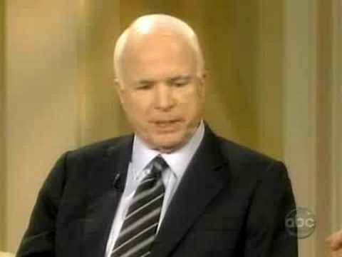 John McCain on his negative ads: They're not lies
