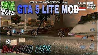 GTA 5 Lite MOD ENB HD GRAPHICS { BEST MOD EVER} 1000% Working  All GPU