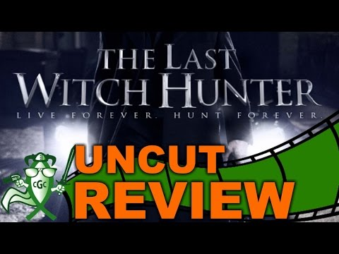 """""""The Last Witch Hunter"""" or """"Should We Still Burn Witches?"""" - CGC UNCUT REVIEW"""