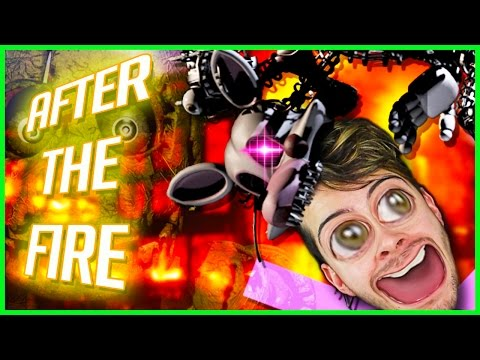 "FNAF PINK MAN HUNTS PURPLE MAN FOR ANSWERS!😡 -  Five Nights At Freddy's ""Lost and Found"""