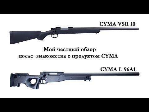 Вопрос: Как выбрать снайперскую винтовку для страйкбола?