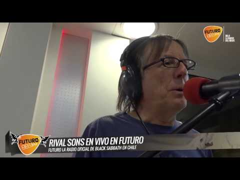 Rival Sons acústico @ Chile - Full Radio Broadcast (acoustic show)  19.11.16