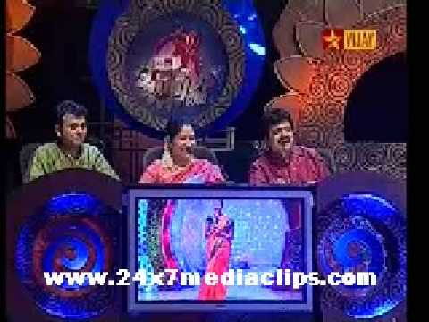 Vijay Tv Shows Airtel Super Singer 2008 Mar 10 Part 3