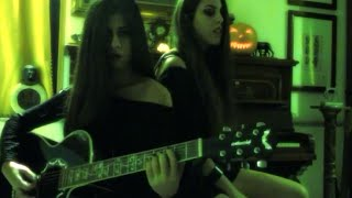 Black No. 1 Type O Negative Acoustic Cover