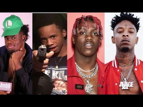 Texas Rappers Vs. Atlanta Rappers
