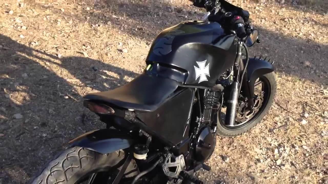 Kawasaki Ninja  Streetfighter Kit