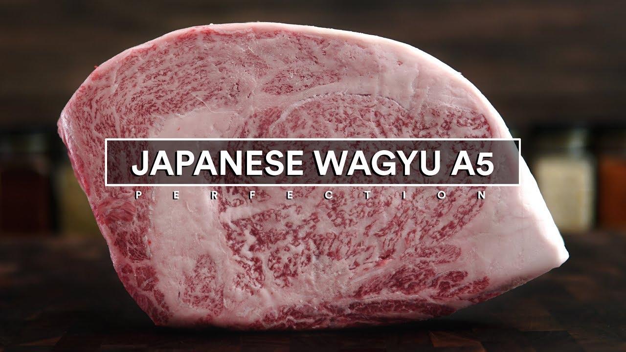 sous vide japanese wagyu