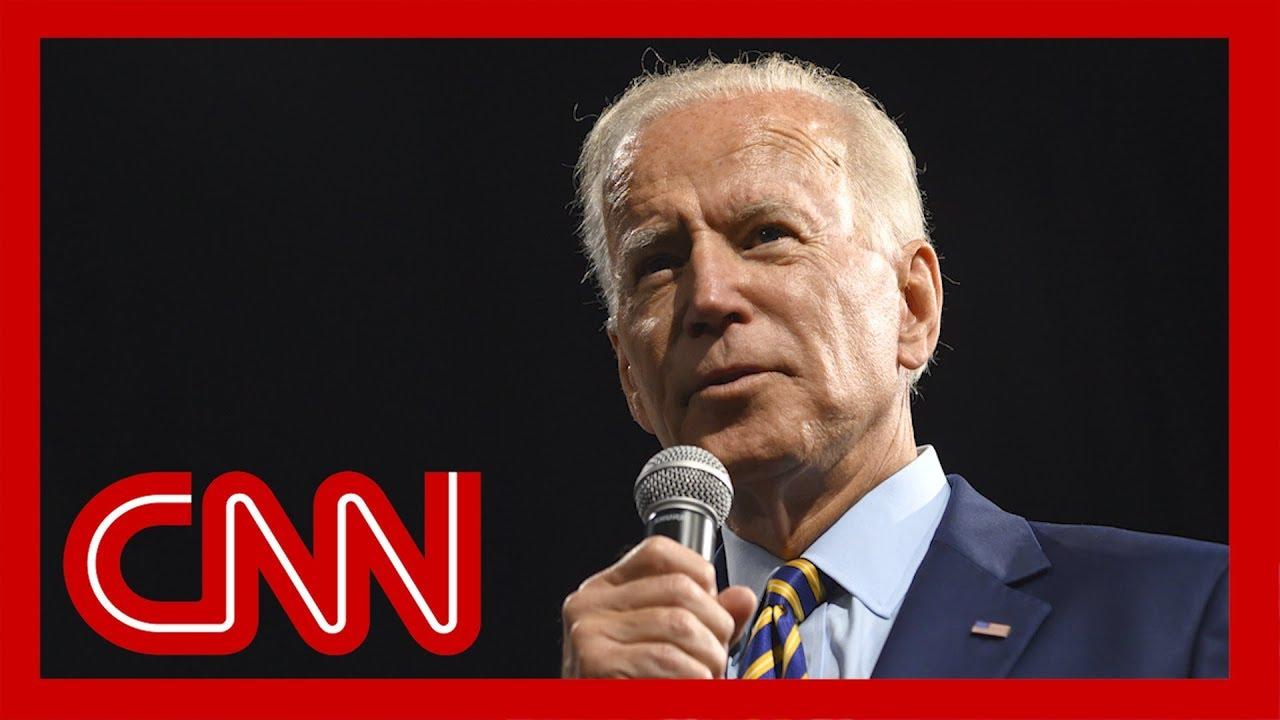CNN:CNN Poll: Joe Biden regains double-digit lead over 2020 Democratic field