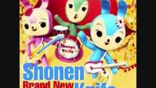 Watch Shonen Knife Fruits Vegetables video