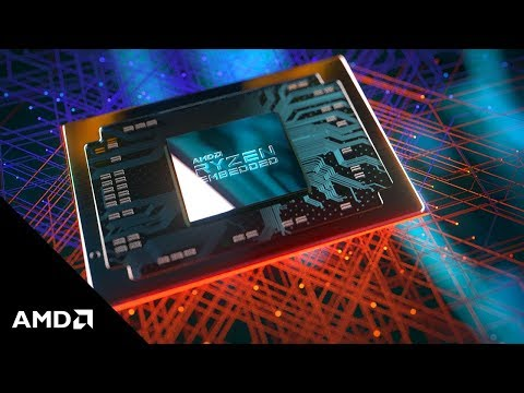 Experience a New Class of Performance with the All-New AMD Ryzen™ Embedded R1000 SoC