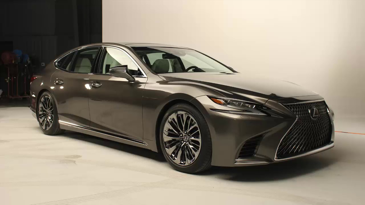 2018 lexus isf. simple 2018 2018 lexus ls has a livelier look and new twin turbo v6 and lexus isf