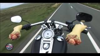 VIDEO : Une Harley au Tourist Trophy ( Moto Journal )