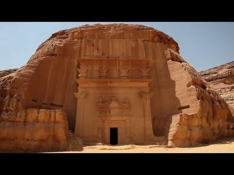 Al-Hijr, trésor nabatéen longtemps caché d'Arabie saoudite