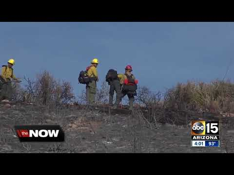 Arizona national forests announce closures as wildfire danger looms