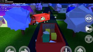 ROBLOX jailbreak(sorry you may not hear my voice)