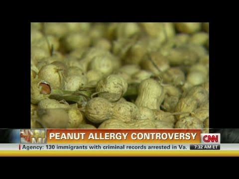 CNN: Peanut allergy causes parental outrage