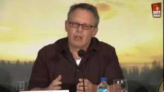 Bill Condon Twilight Breaking Dawn Pt. 2 Press Conference (2012)