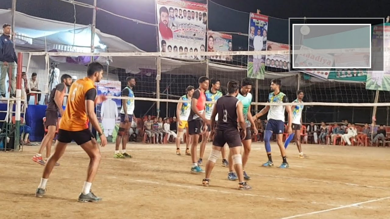 Street Player Vs India Player Volleyball Best Match 2019 Youtube