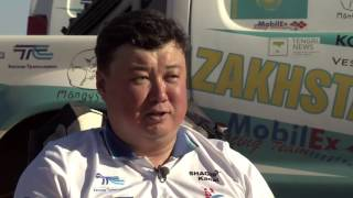 AFRICA ECO RACE 2016 - MAG - Etape 11