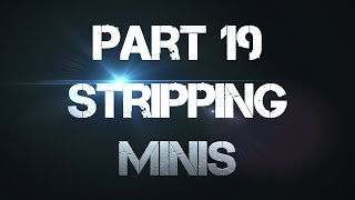 Miniature Painting 101 - Part 19: Stripping Miniatures