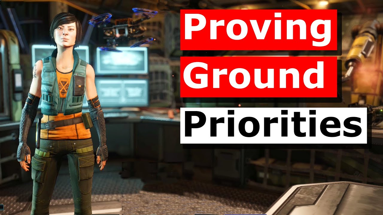 Xcom 2 Tips Proving Ground Guide Priority Projects In The Proving Ground
