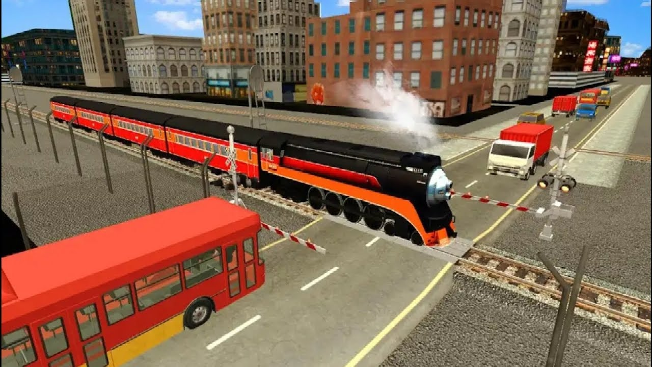 Train driving simulator usa: train games 3d for android apk download.