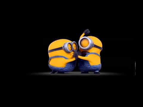 3d Cartoon Girl Wallpapers Minions Fighting Youtube