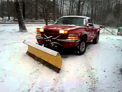 plow truck for sale plow opperation