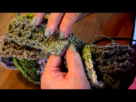 Diadema crochet 03 youtube - Diademas a crochet ...