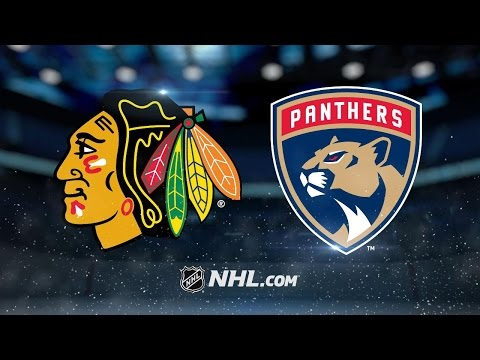 Marchessault, Reimer lead Panthers past Hawks, 7-0