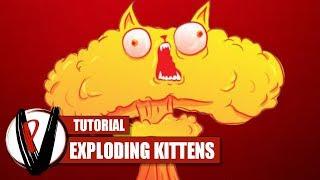 Exploding Kittens | Giochi da Tavolo | #VaiPasso 22