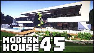 Minecraft - Modern House 45