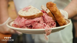 Manny's Corned Beef Sandwich Is A Chicago Icon