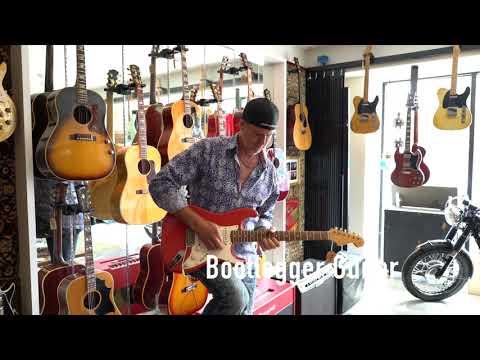 Bootlegger Guitar Blues 30 Amp Demo at Mikes Guitar Parlor