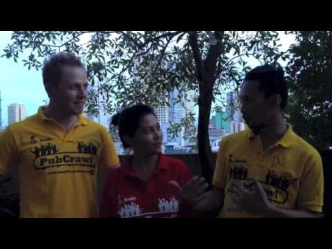 Join the Team of Boracay PubCrawl (& Manila PubCrawl ;)