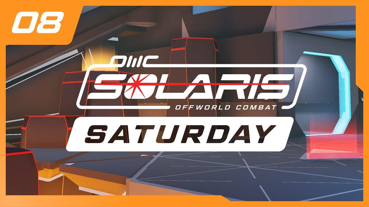 Multiplayer VR Game Solaris Offworld Combat Community Update:  Warmup, Shotgun Tuning, & More