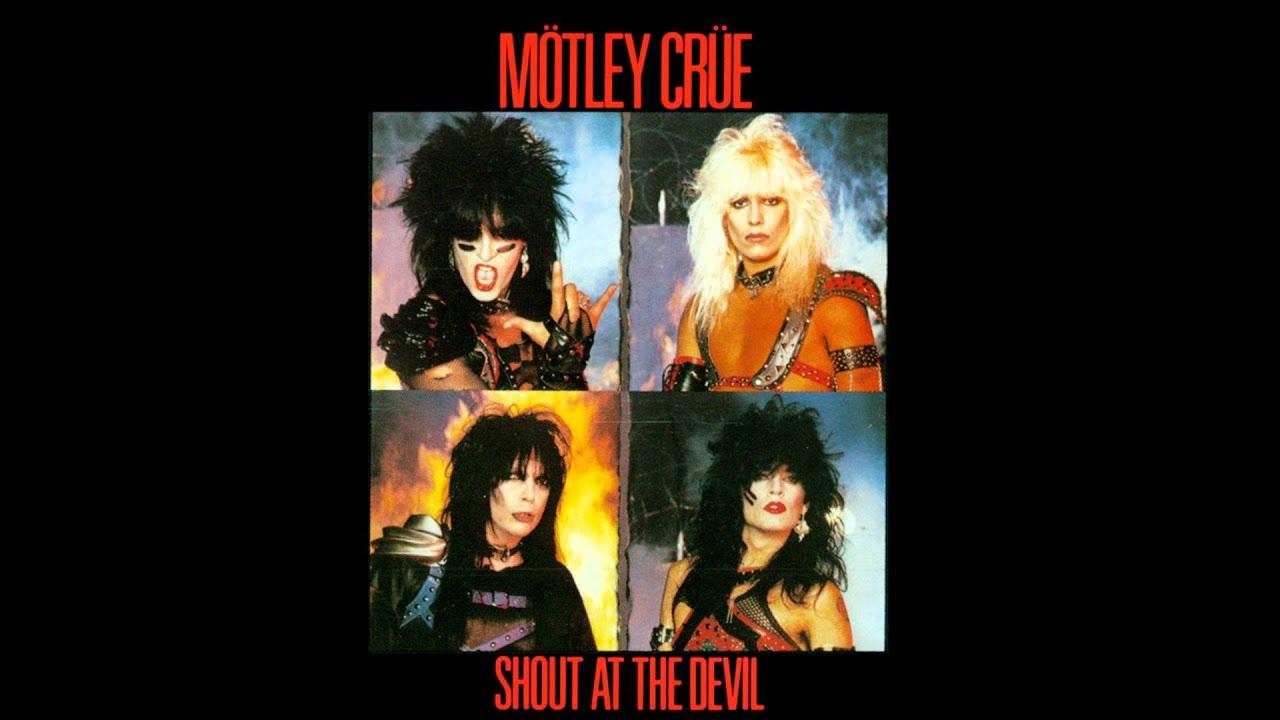 Mötley Crüe - Ten Seconds To Love - YouTube
