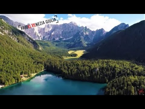 Amazing Friuli Venezia Giulia (2) | Drone footage of an unexpected corner of Italy | Turismo FVG
