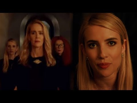 Fans REACT As 'Coven' Witches RETURN to American Horror Story 'Apocalypse'