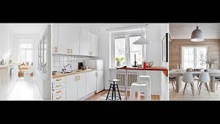видео Кухня в скандинавском стиле: фото, дизайн интерьера