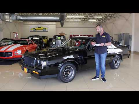 1987 Buick Grand National 38,406 For Sale With Test Drive, Driving Sounds, And Walk Through Video