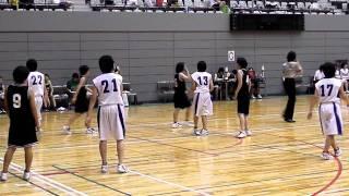 神戸星城vs玉島商業.