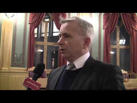 Nobelprosjektet 2015: Knut Storberget
