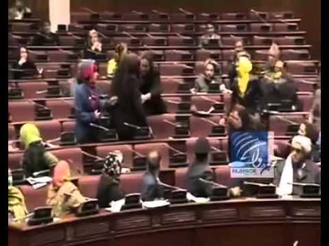 7 در پارلمان؛ خیانت به شوهر خیانت به ملت است؟   Pajhwok Afghan News