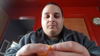 Test de goûts: Fromage en tranche jaune-orange Kraft